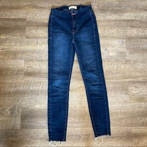 Free People Pull On Jeggings Jeans 26